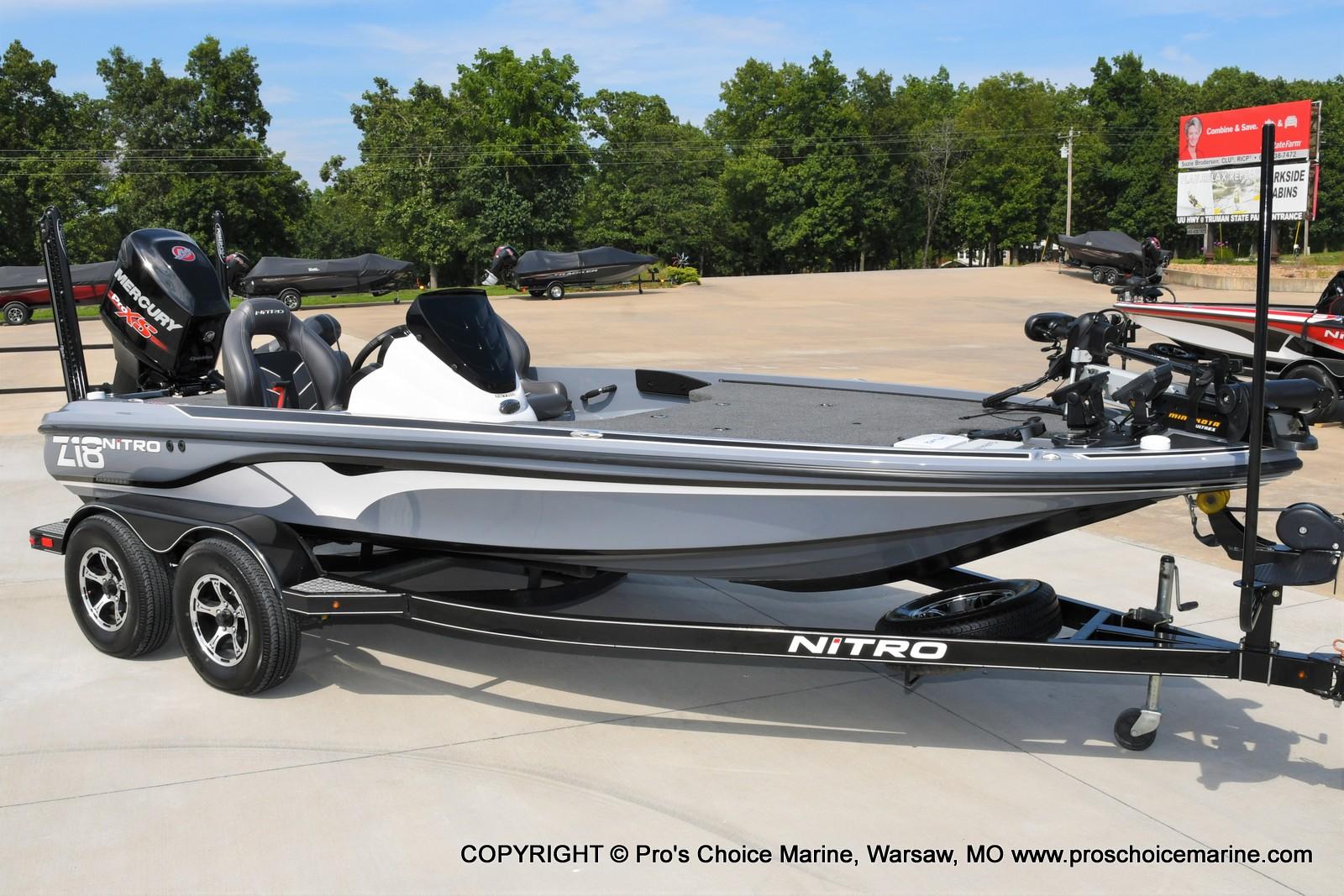 2017 Nitro boat for sale, model of the boat is Z18 & Image # 9 of 50