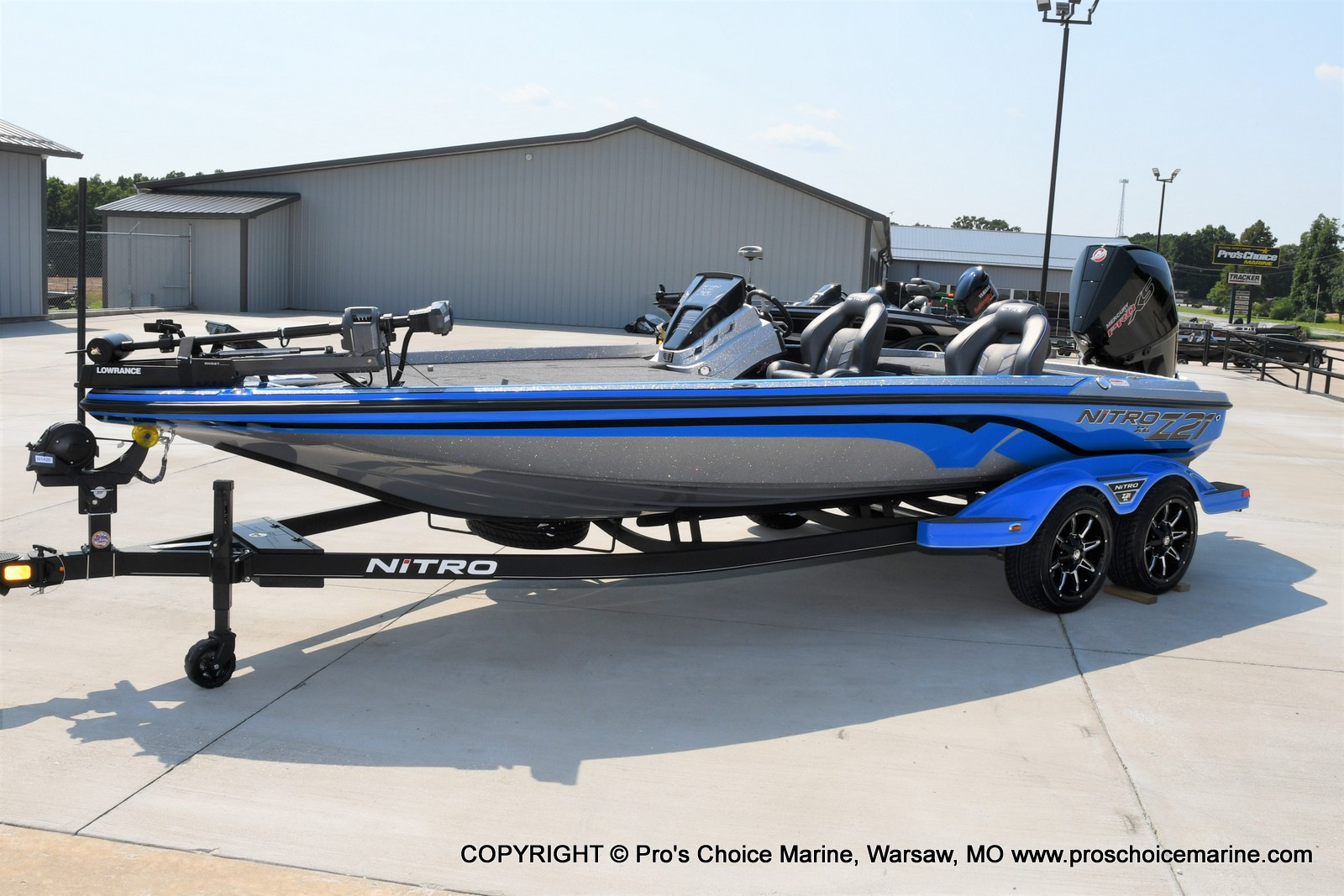 2022 Nitro boat for sale, model of the boat is Z21 XL Pro Pack & Image # 22 of 50