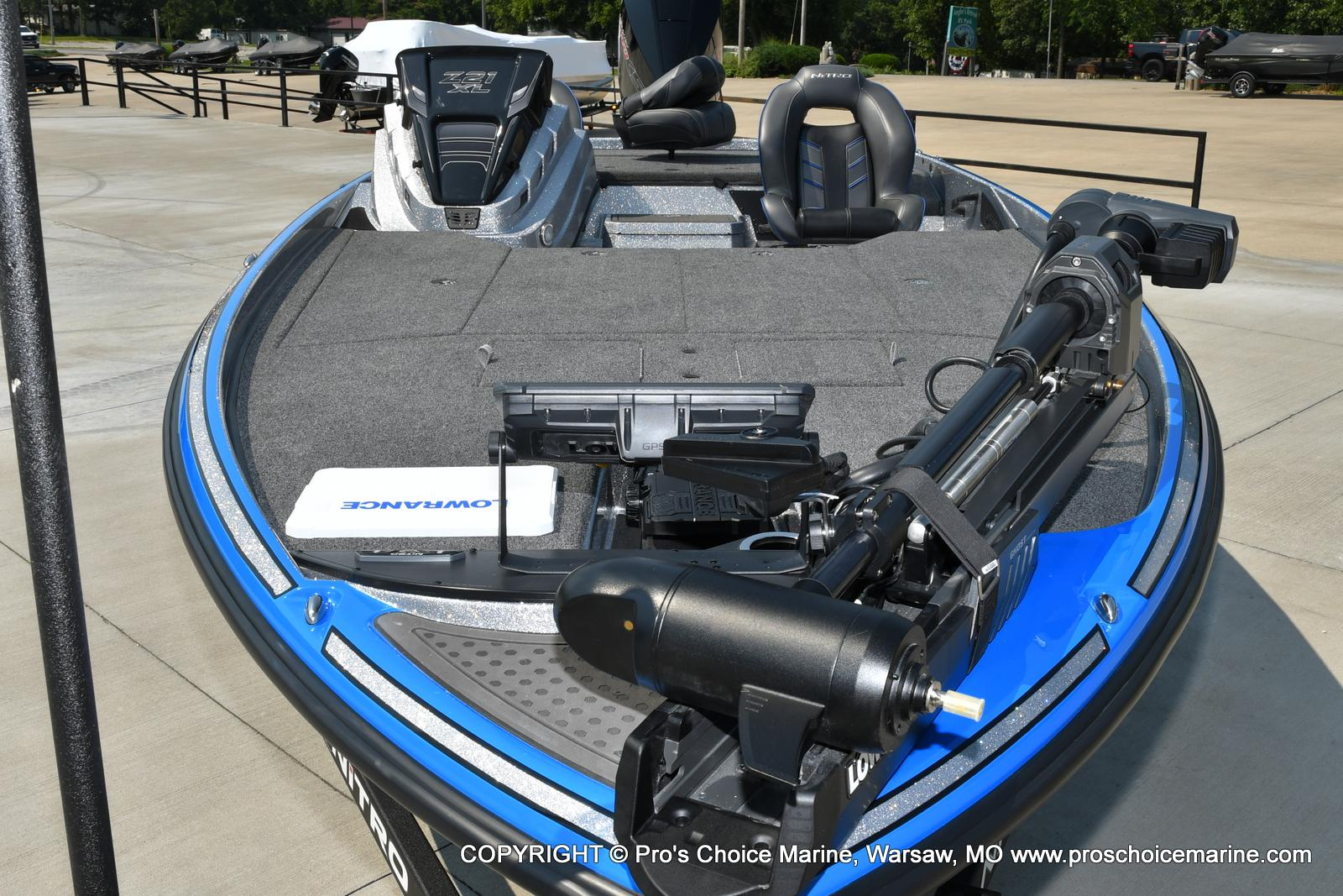 2022 Nitro boat for sale, model of the boat is Z21 XL Pro Pack & Image # 23 of 50