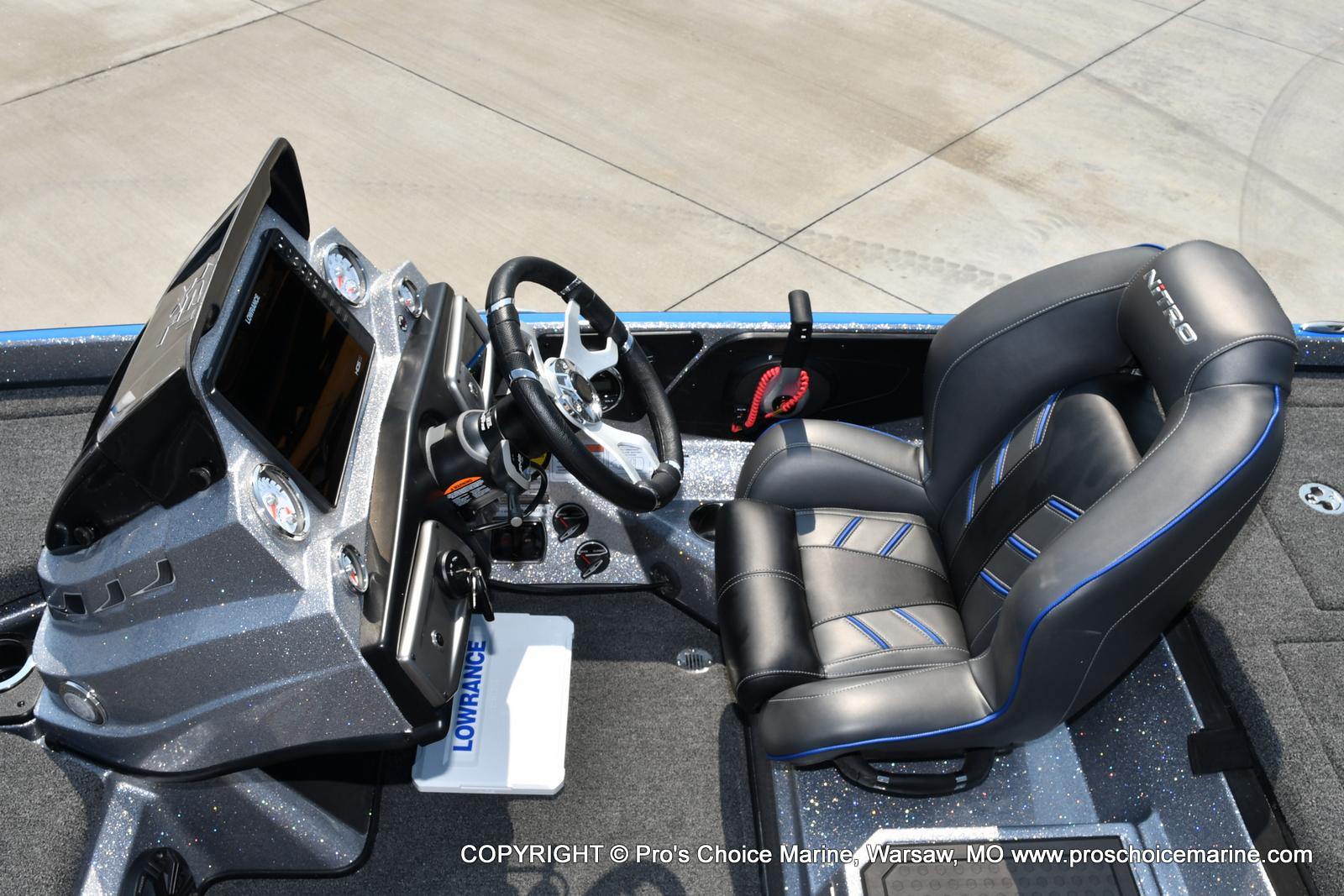 2022 Nitro boat for sale, model of the boat is Z21 XL Pro Pack & Image # 24 of 50