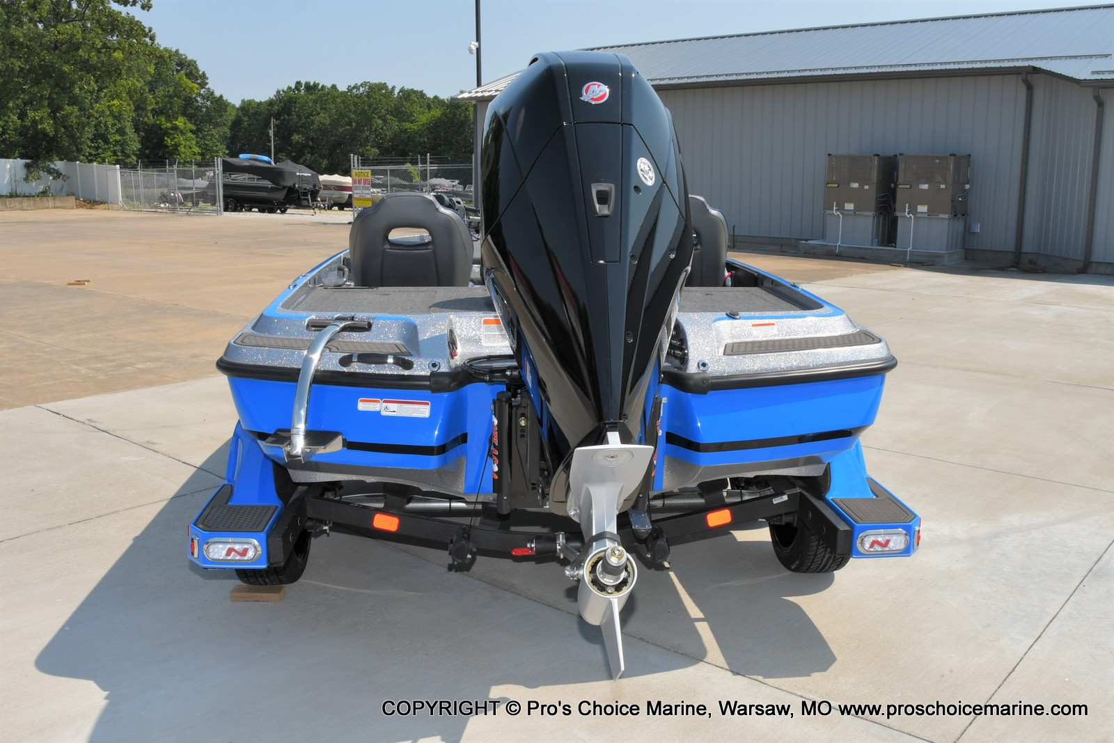 2022 Nitro boat for sale, model of the boat is Z21 XL Pro Pack & Image # 34 of 50