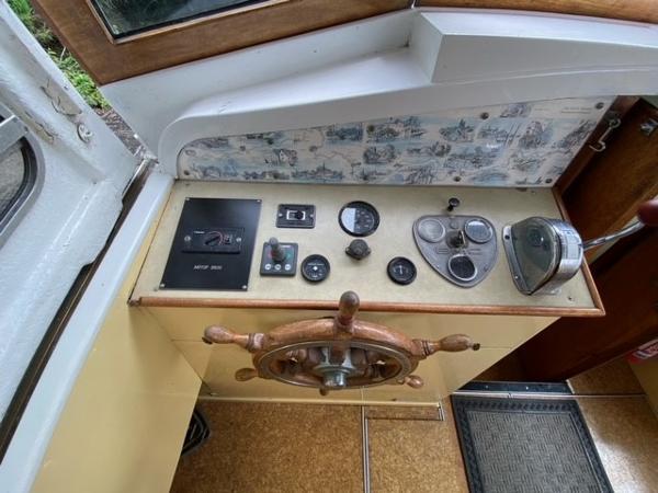 1972 Custom Bourne 40