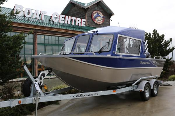 2019 Spartan boat for sale, model of the boat is 215 Athens & Image # 1 of 9
