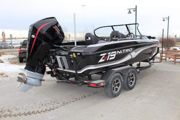 2019 Nitro boat for sale, model of the boat is ZV19 Sport & Image # 2 of 40