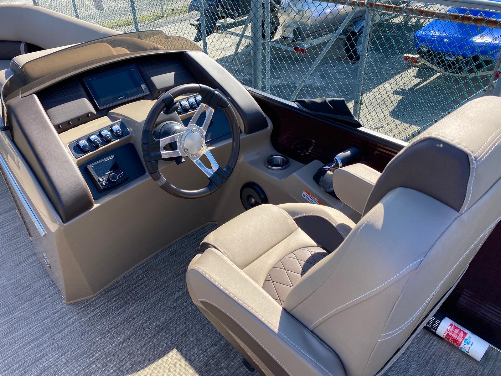 2020 Bennington boat for sale, model of the boat is 22 GSAPG - Dual Stern Gates Pontoon & Image # 14 of 14