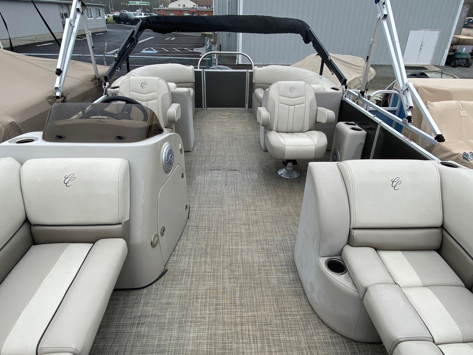 2017 Cypress Cay boat for sale, model of the boat is Seabreeze 232 & Image # 8 of 11