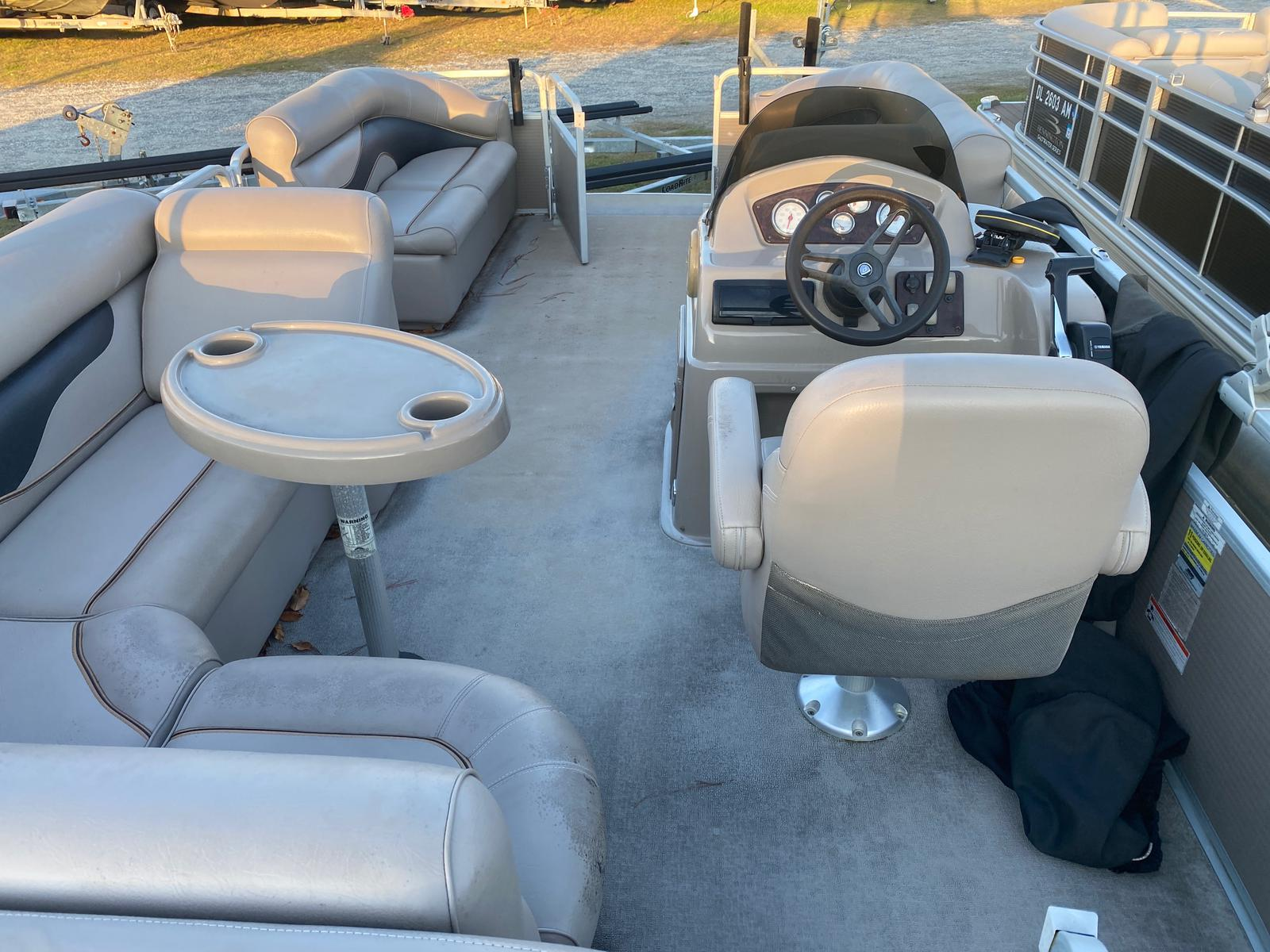 2009 Premier Pontoons boat for sale, model of the boat is Sunspree 200 Pontoon & Image # 3 of 13