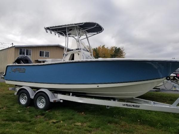 2021 Mako boat for sale, model of the boat is 214 CC & Image # 1 of 22