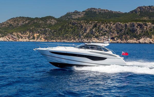 Princess Motor Yacht Sales - Used Princess V40