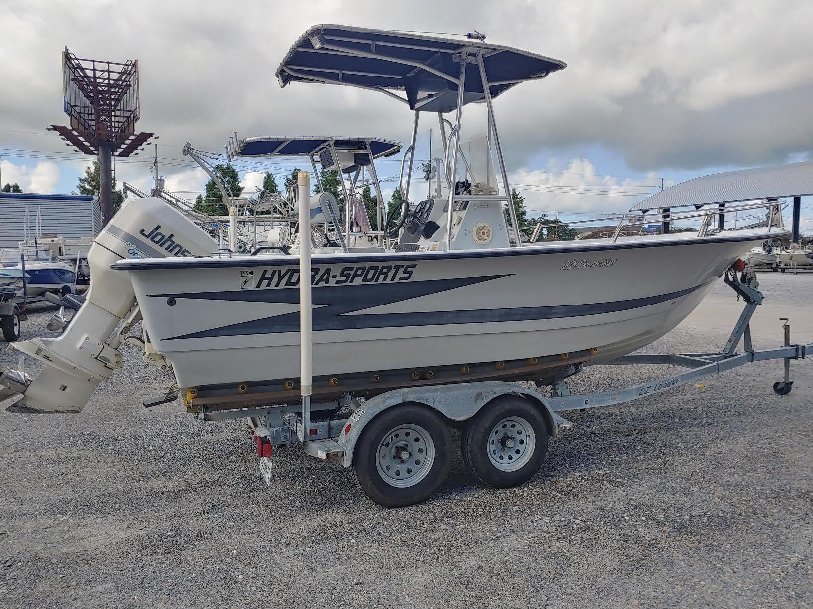 1996 HYDRA SPORTS EXPRESS 22 for sale
