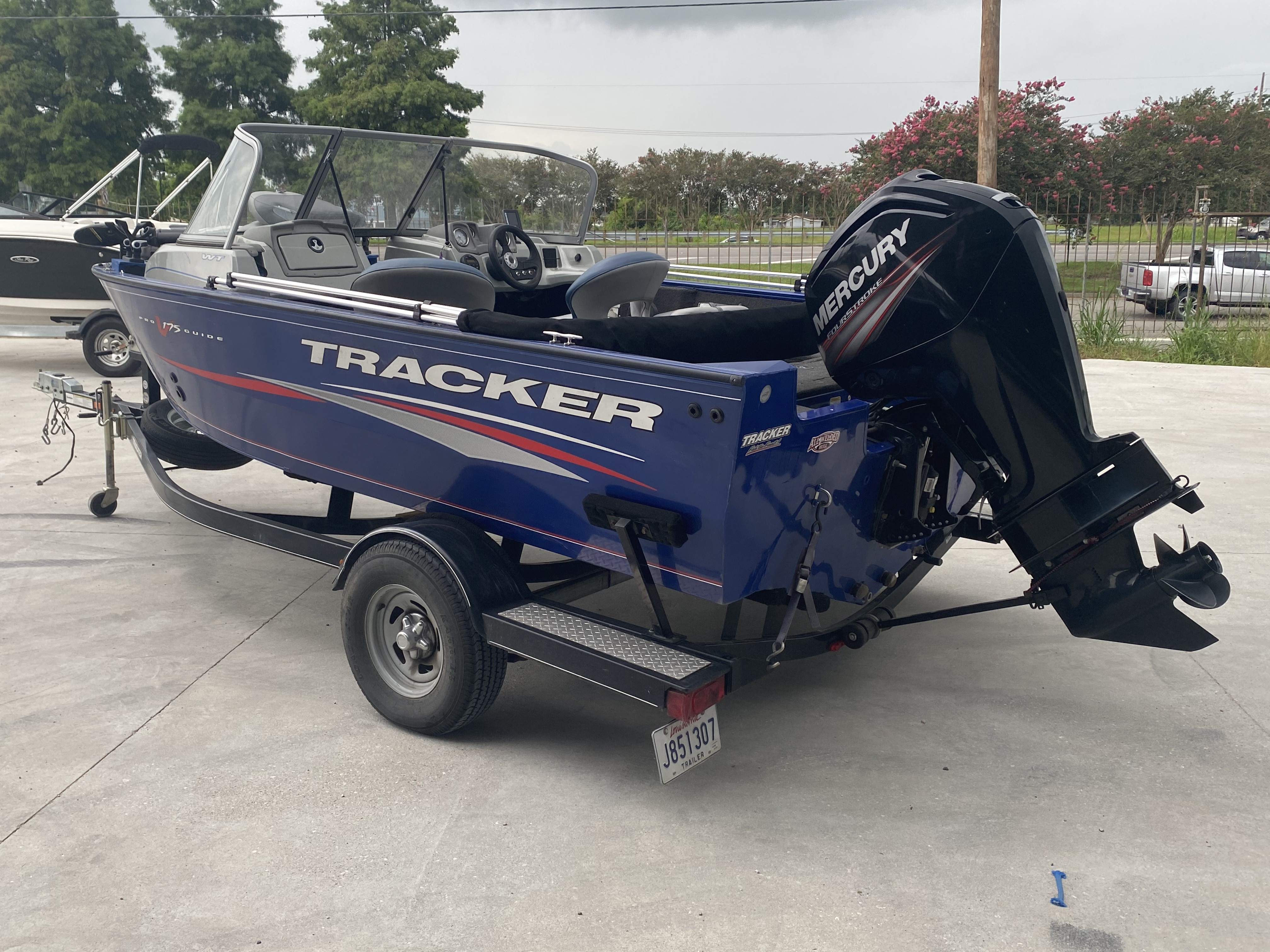 2016 Tracker Boats boat for sale, model of the boat is Pro Guide 175 WT & Image # 17 of 20