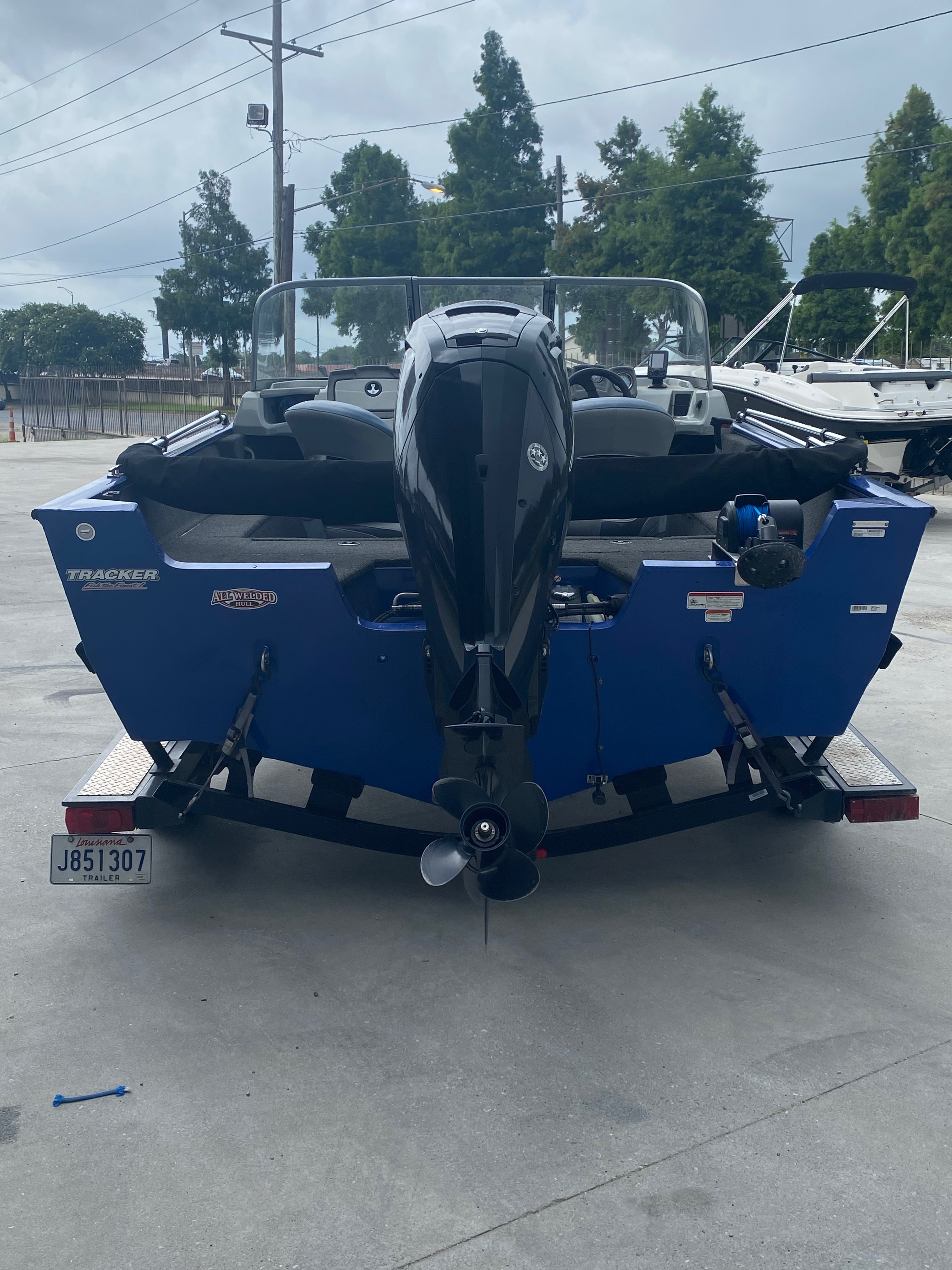 2016 Tracker Boats boat for sale, model of the boat is Pro Guide 175 WT & Image # 11 of 20