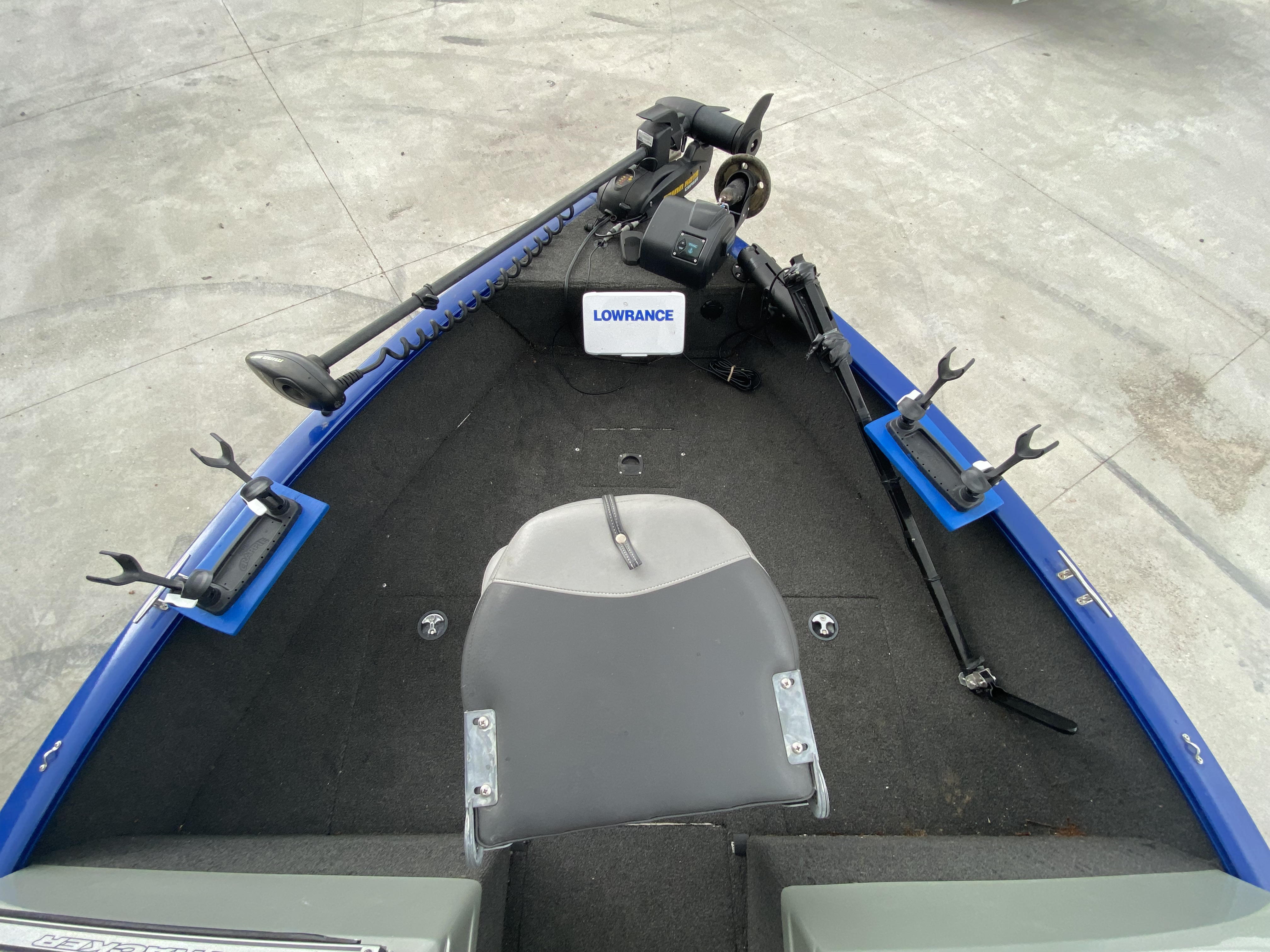 2016 Tracker Boats boat for sale, model of the boat is Pro Guide 175 WT & Image # 13 of 20