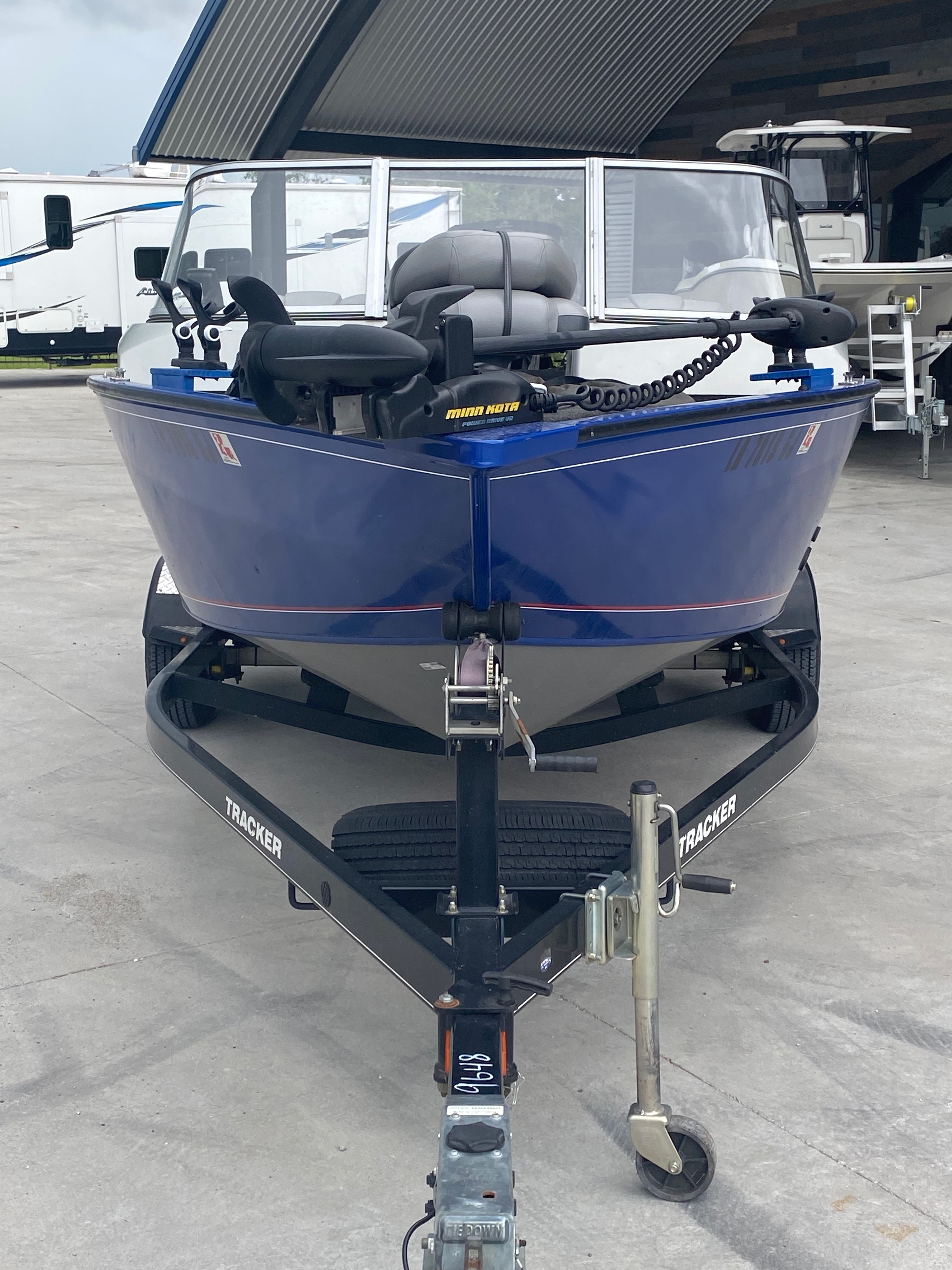 2016 Tracker Boats boat for sale, model of the boat is Pro Guide 175 WT & Image # 7 of 20
