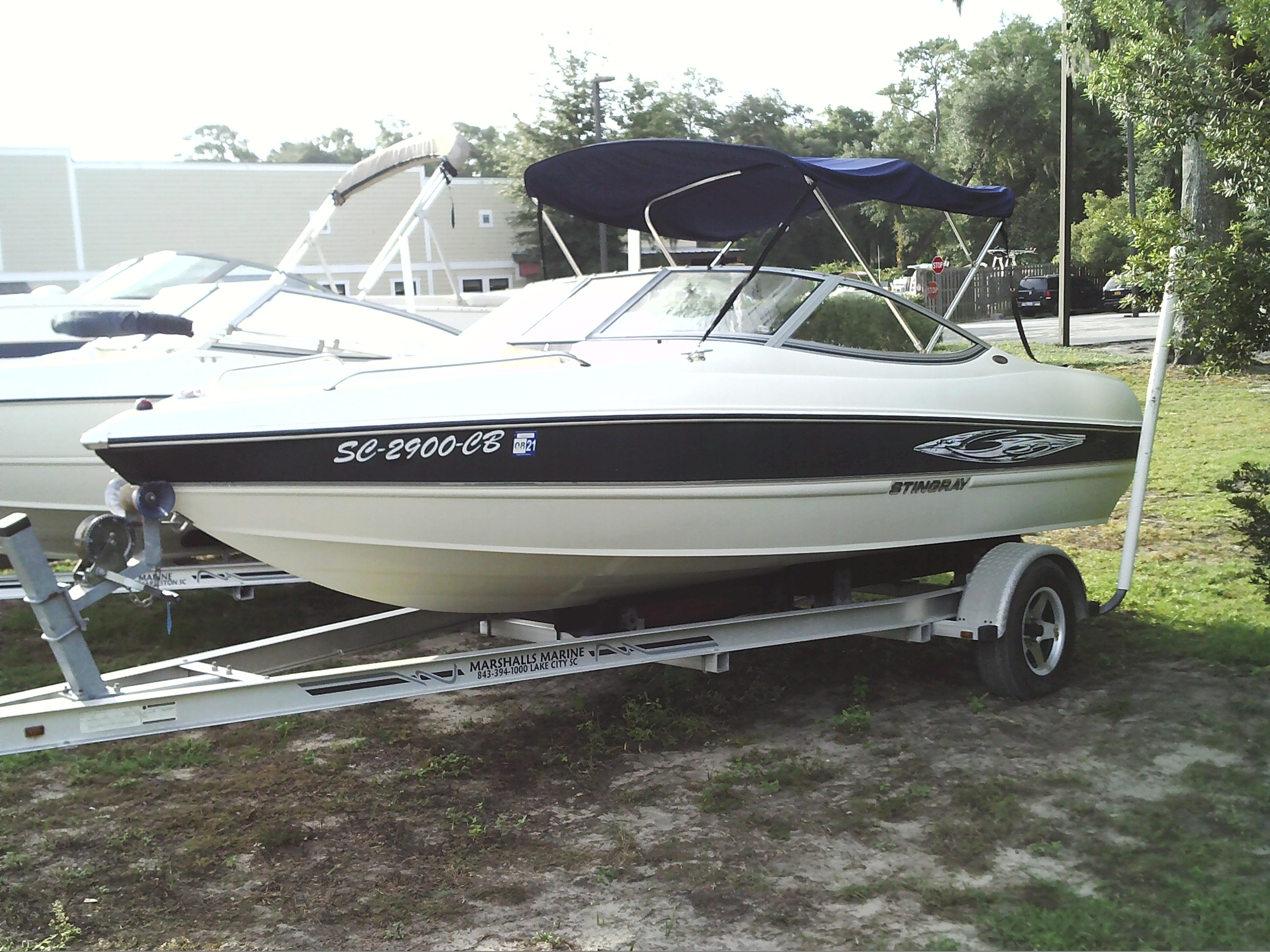 2009 Stingray 185LX