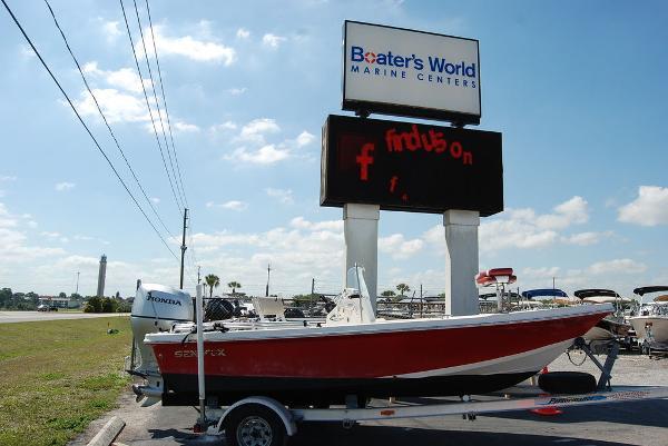 2010 SEA FOX 185BF for sale