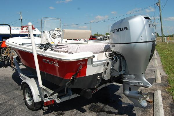 2010 Sea Fox boat for sale, model of the boat is 185BF & Image # 4 of 9