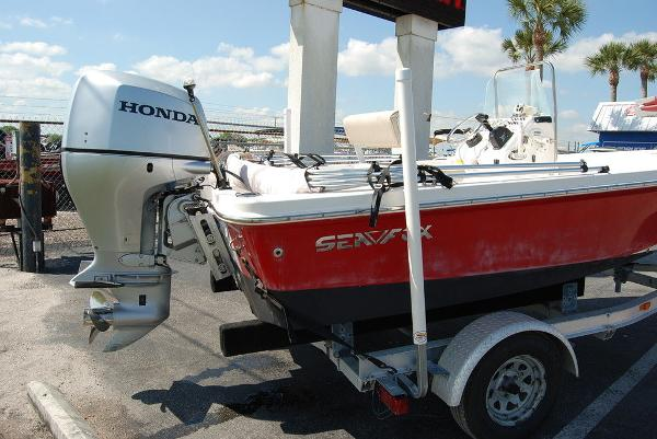 2010 Sea Fox boat for sale, model of the boat is 185BF & Image # 5 of 9