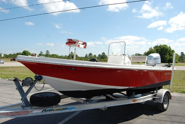 2010 Sea Fox boat for sale, model of the boat is 185BF & Image # 7 of 9
