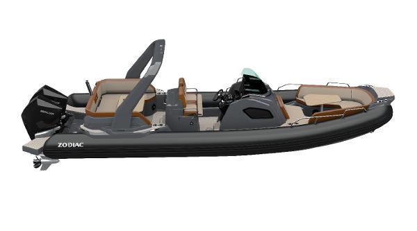 2021 Zodiac MEDLINE 9 NEO Helm Master EX Twin 300hp On Order
