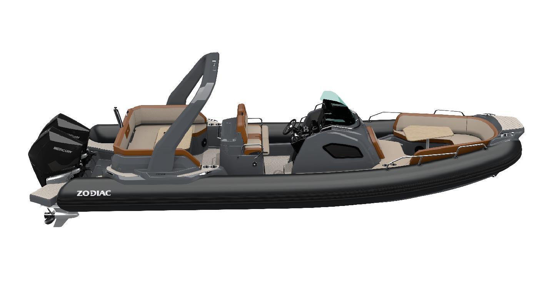 2022 Zodiac MEDLINE 9 NEO Helm Master EX Twin 300hp On Order, Image 1