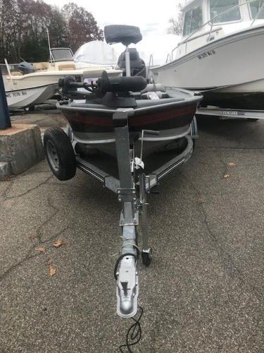 1996 Lund boat for sale, model of the boat is 1790 BASS & Image # 8 of 13