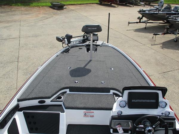 2021 Nitro boat for sale, model of the boat is Z20 Pro & Image # 4 of 9