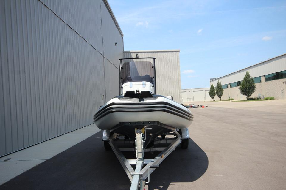 2022 Zodiac Open 5.5 NEO 115hp T-Top On Order, Image 4