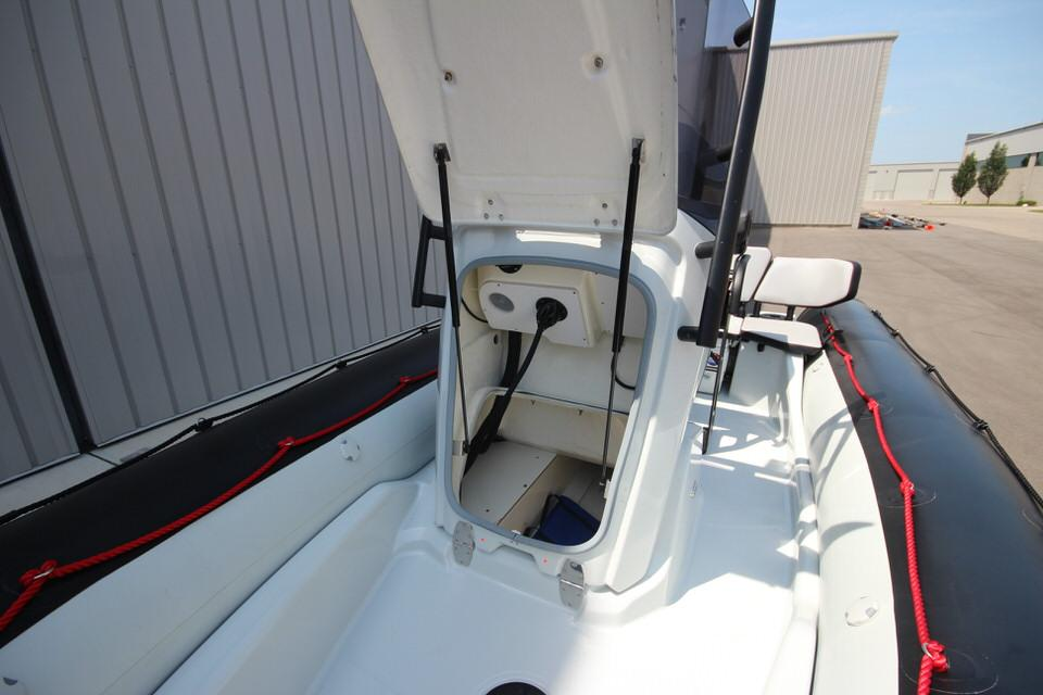 2022 Zodiac Open 5.5 NEO 115hp T-Top On Order, Image 22