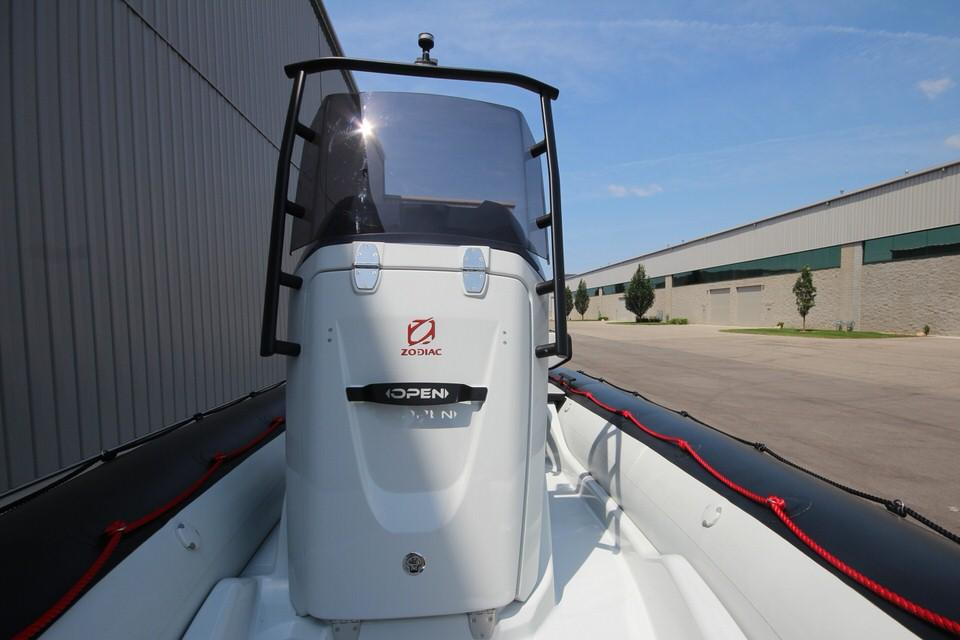 2022 Zodiac Open 5.5 NEO 115hp T-Top On Order, Image 21