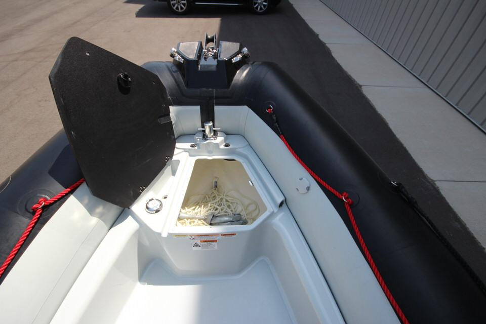 2022 Zodiac Open 5.5 NEO 115hp T-Top On Order, Image 25