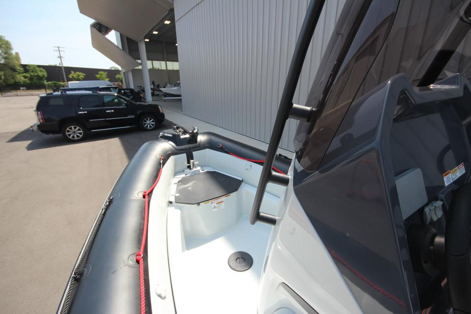 2022 Zodiac Open 5.5 NEO 115hp T-Top On Order, Image 23