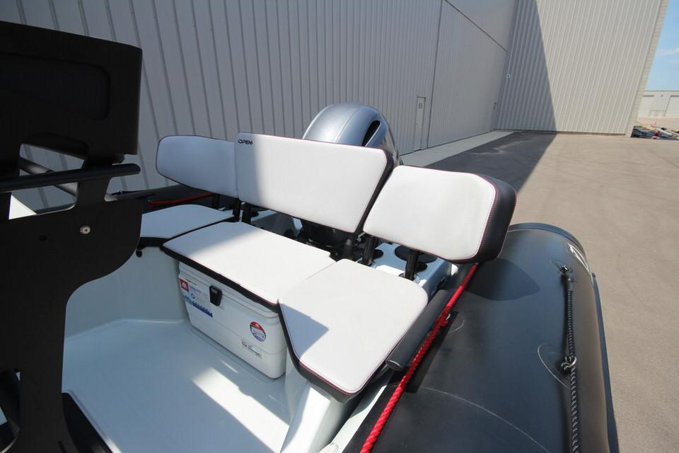 2022 Zodiac Open 5.5 NEO 115hp T-Top On Order, Image 11