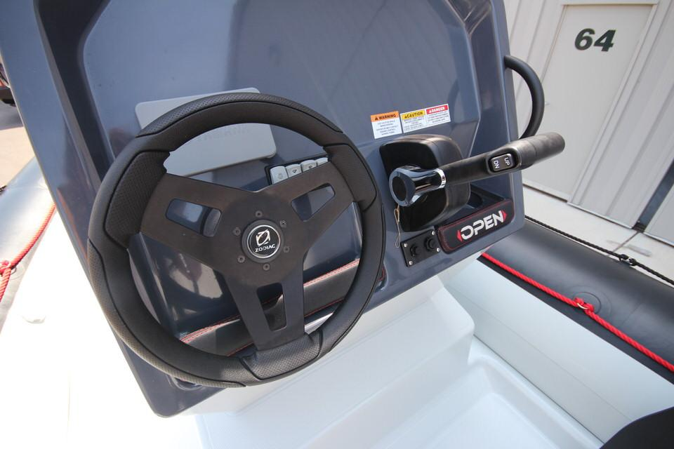 2022 Zodiac Open 5.5 NEO 115hp T-Top On Order, Image 19