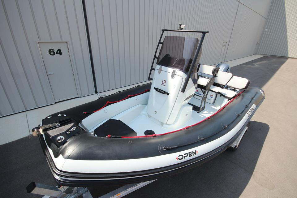 2022 Zodiac Open 5.5 NEO 115hp T-Top On Order, Image 6