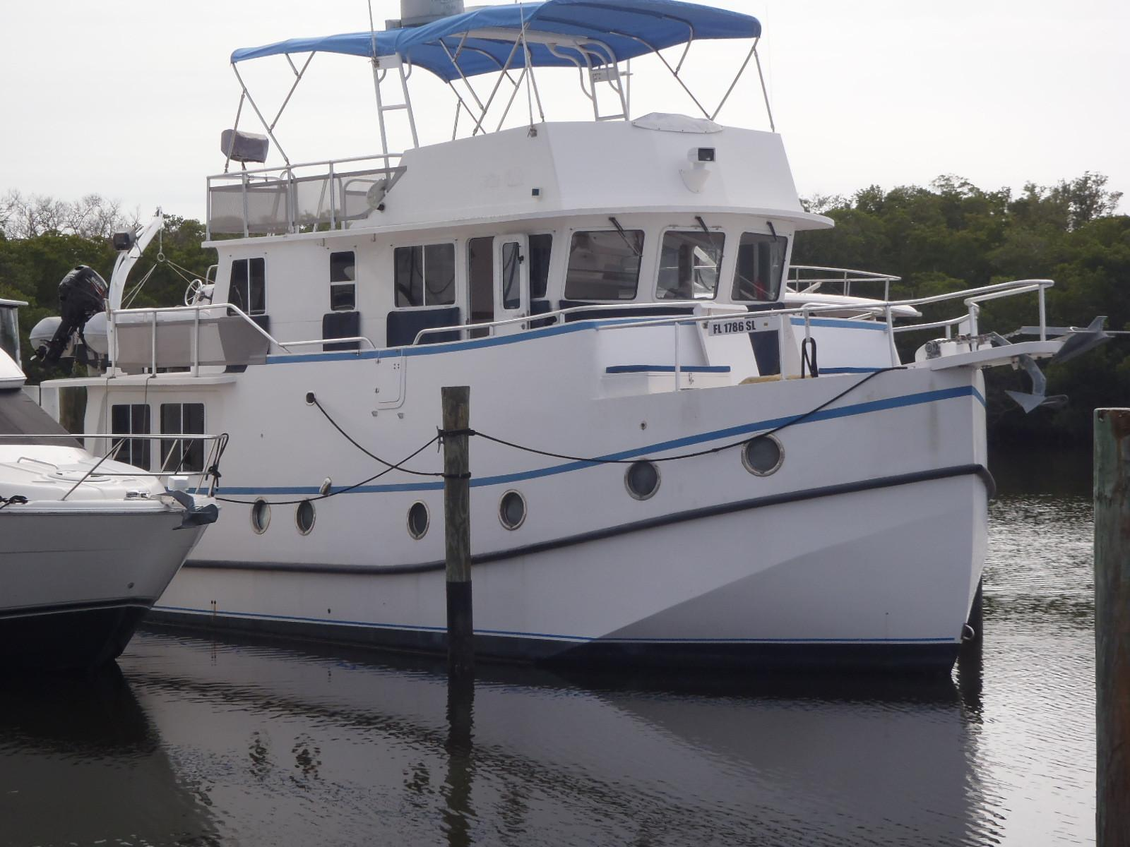 Picture Of:  47' Great Harbour GH47 2008Yacht For Sale   56