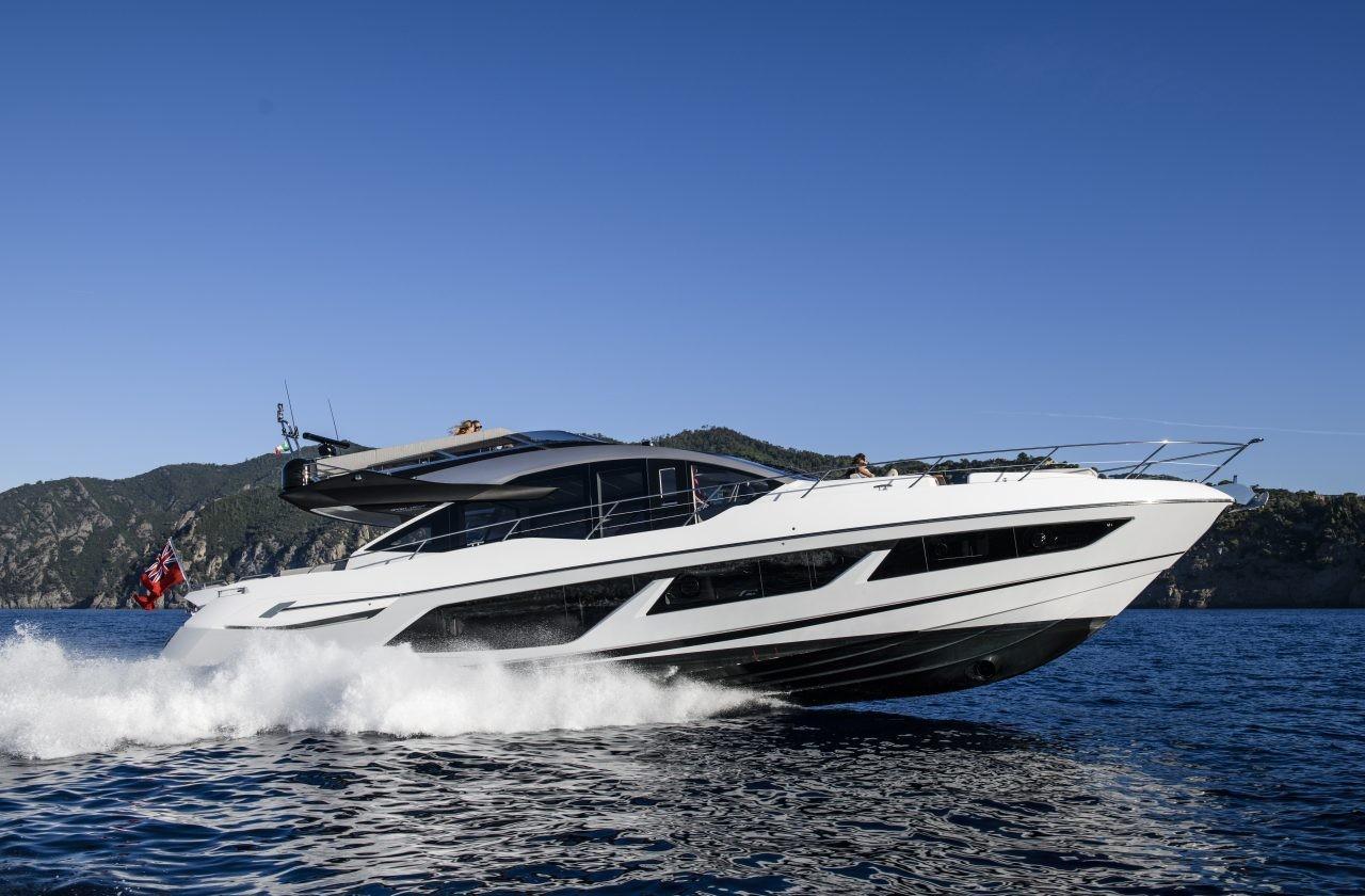 Manufacturer Provided Image: Sunseeker 74 Sport Yacht