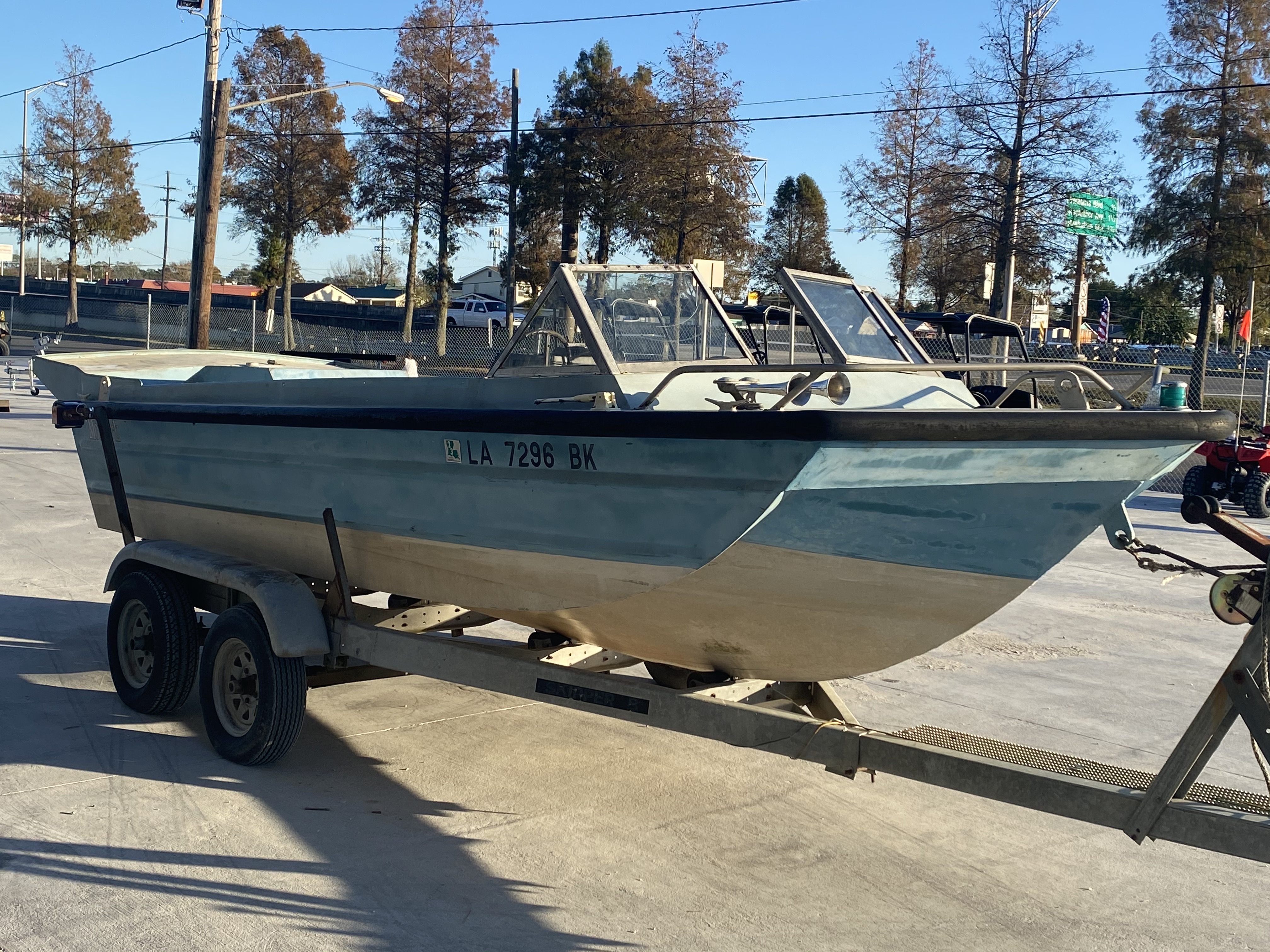 1977 Monark boat for sale, model of the boat is 17 & Image # 3 of 11