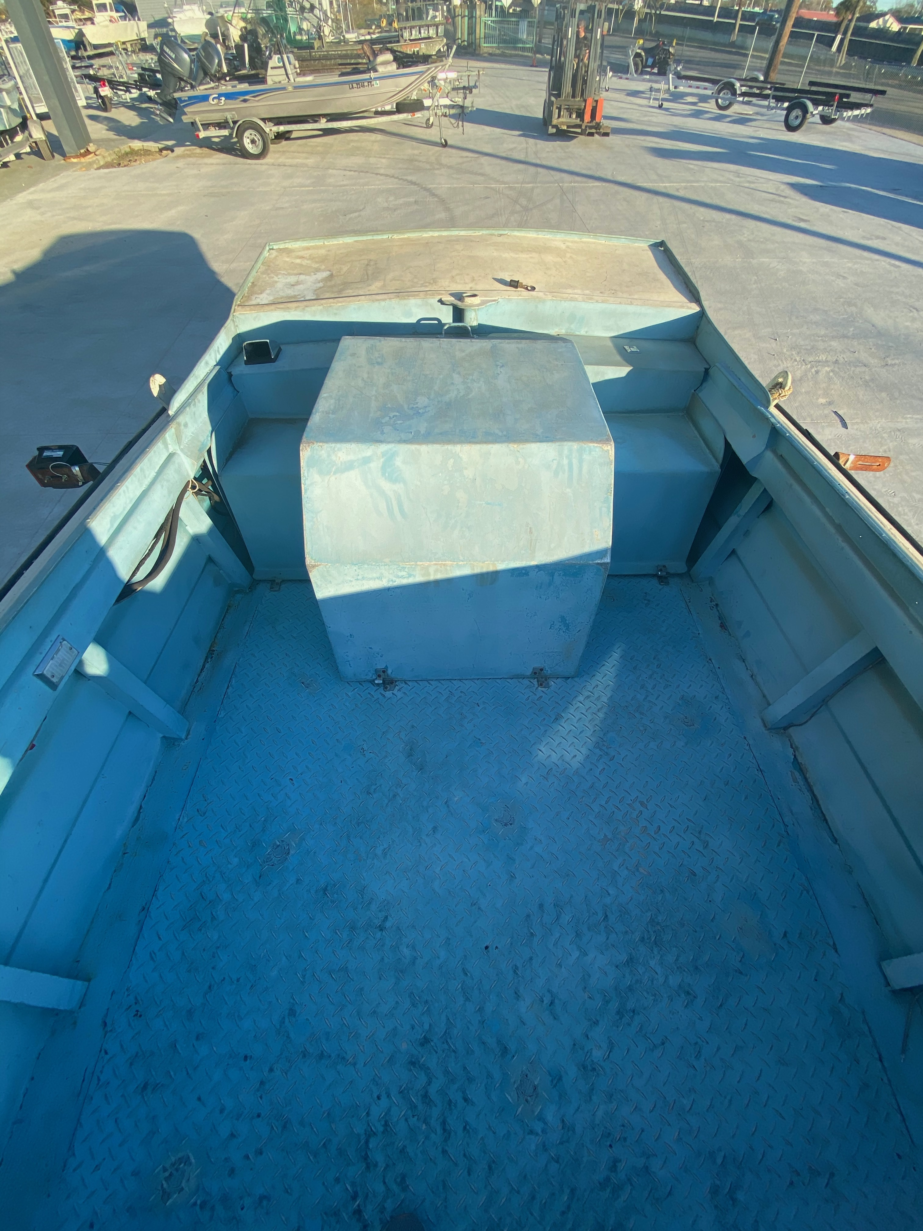 1977 Monark boat for sale, model of the boat is 17 & Image # 7 of 11