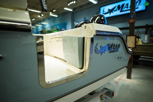 2020 Mako boat for sale, model of the boat is 236 CC & Image # 8 of 39