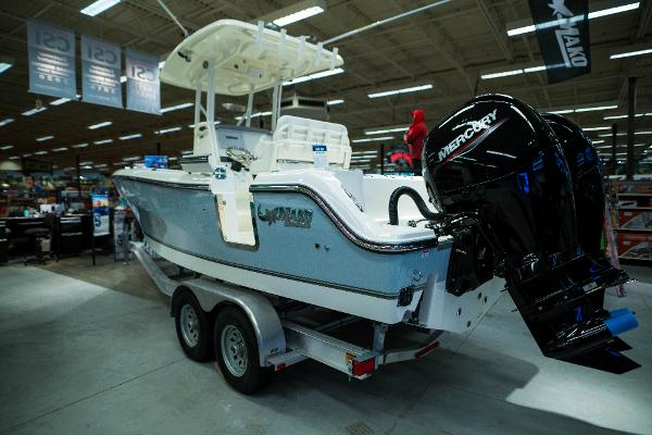 2020 Mako boat for sale, model of the boat is 236 CC & Image # 2 of 39