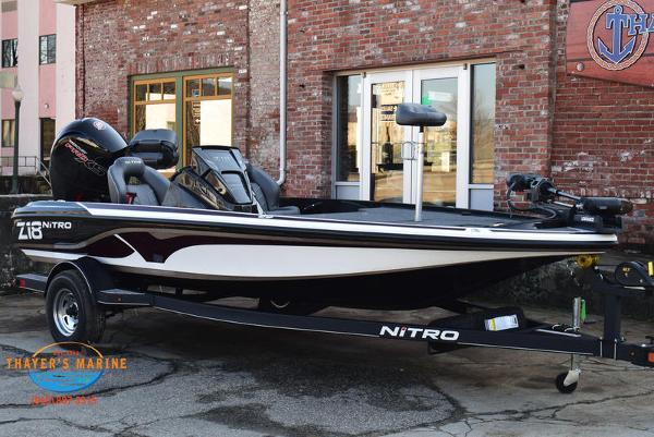 2021 NITRO Z18 for sale