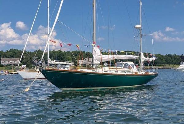 1971 Hinckley Bermuda 40