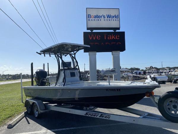 2018 Blazer boat for sale, model of the boat is 2220 Fisherman2220 Fisherman & Image # 2 of 10