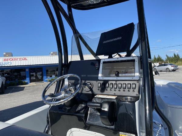 2018 Blazer boat for sale, model of the boat is 2220 Fisherman2220 Fisherman & Image # 5 of 10