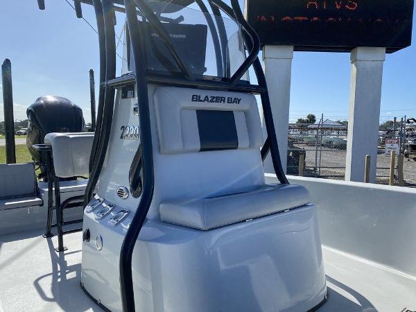 2018 Blazer boat for sale, model of the boat is 2220 Fisherman2220 Fisherman & Image # 10 of 10