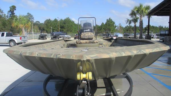 2020 Tracker Boats boat for sale, model of the boat is Grizzly 2072 CC & Image # 7 of 42