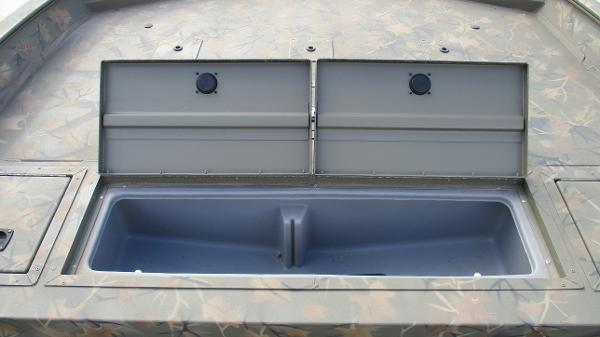 2020 Tracker Boats boat for sale, model of the boat is Grizzly 2072 CC & Image # 29 of 42