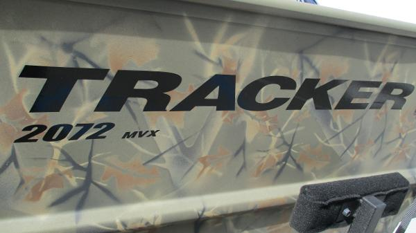 2020 Tracker Boats boat for sale, model of the boat is Grizzly 2072 CC & Image # 34 of 42