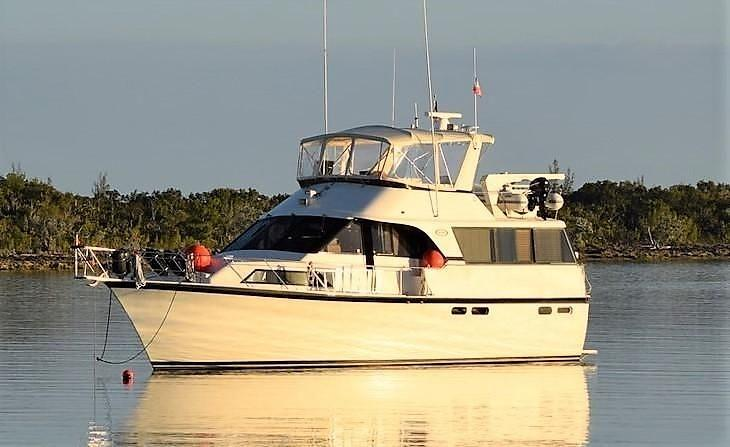 48 Motor yacht